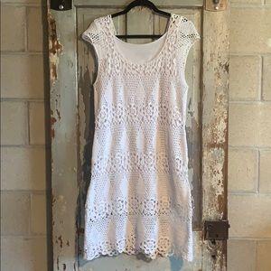 Fever Crochet Dress